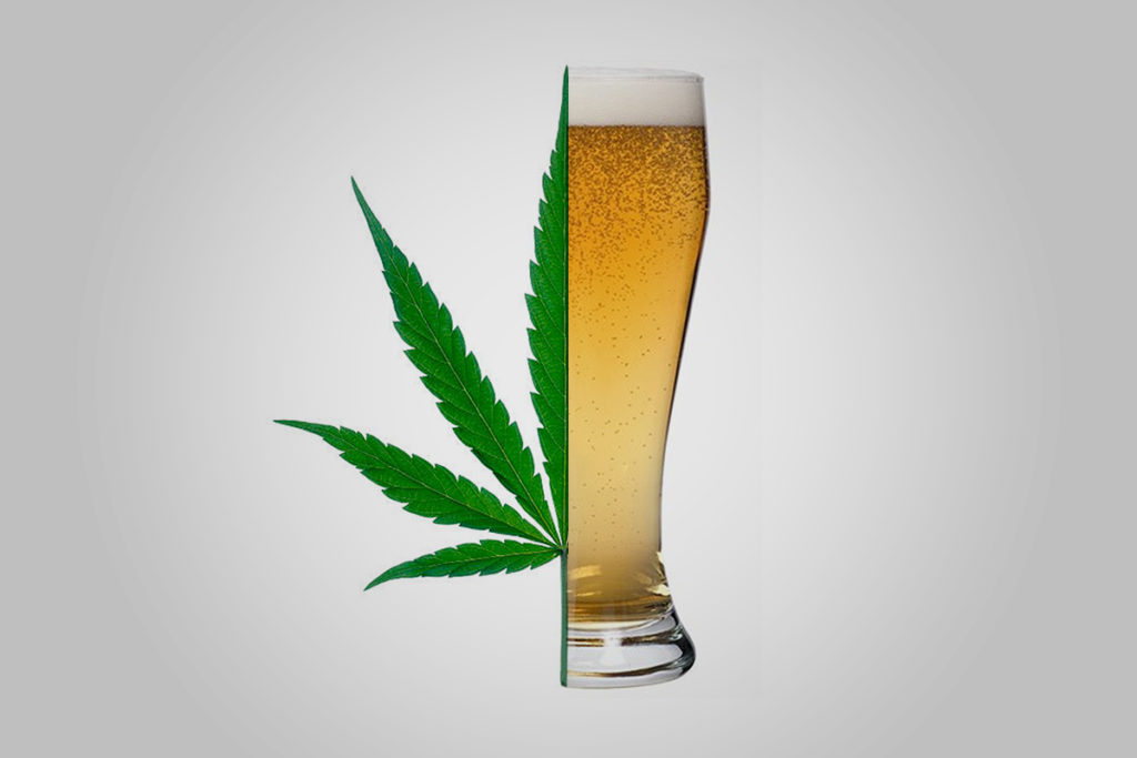 Alcohol vs Weed – Recreational cannabis and Party favours?