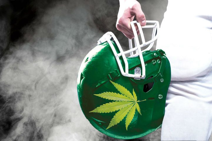 Sports and Weed – is there a link and why?